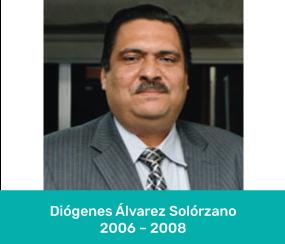 Diógenes Álvarez Solórzano
