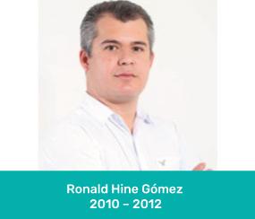 Ronald Hine Gómez