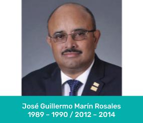José Guillero Marín Rosales