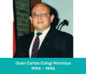 Juan Carlos Cohgi Montoya