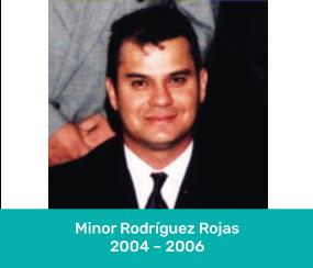 Minor Rodríguez Rojas