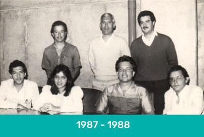 juntas-1987-1988