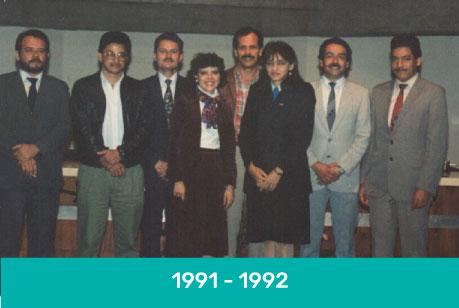 juntas-1991-1992