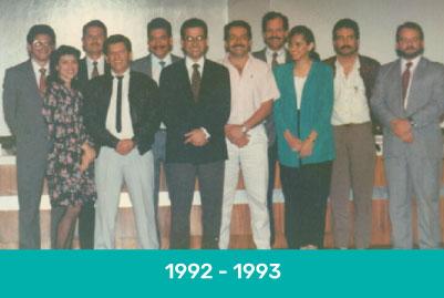 juntas-1992-1993