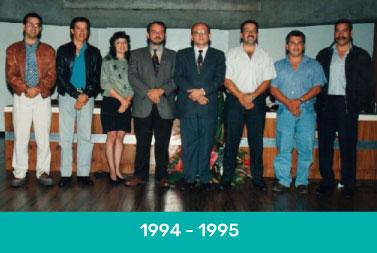 juntas-1994-1995