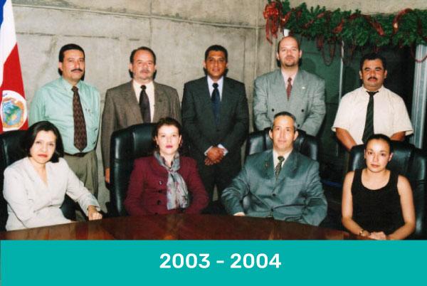 juntas-2003-2004