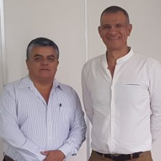 Milton Sandoval Miguel Artavia Comisón Gestión Integrada de Proyectos marzo 2021
